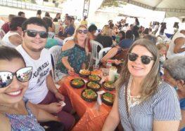 1º Festival de Moqueca Capixaba movimentou Castelhanos