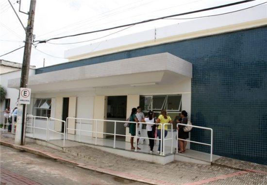 O hospital atende diversas demandas da região.