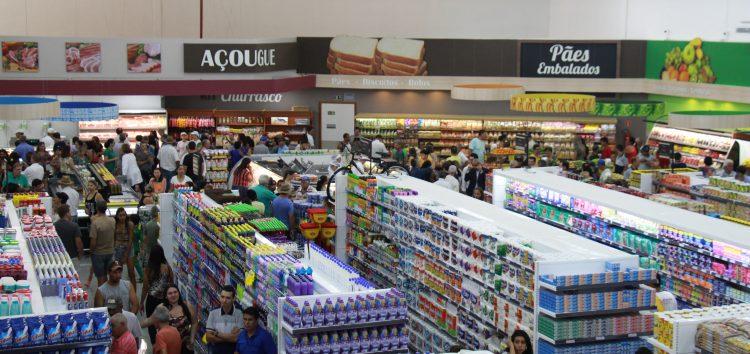 Clac inaugura supermercado moderno em Alfredo Chaves