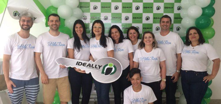 Ideally Construtora surpreende clientes durante entrega do edifício Hélio Rosa