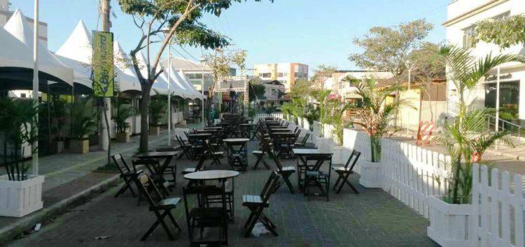 Varanda Gourmet será novidade no 20º Festival Capixaba de Frutos do Mar