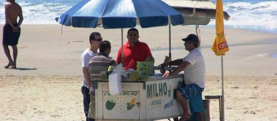 Anchieta publica edital de comércio ambulante para o verão