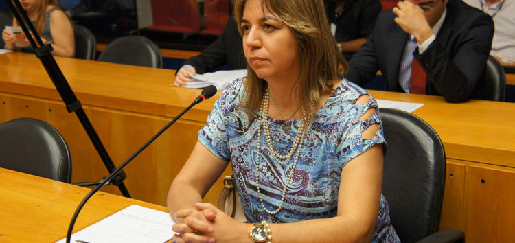 Secretária de Fiscalização de Guarapari presta esclarecimentos em CPI