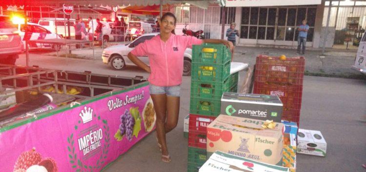 Agricultores manifestam contra novas regras de Feira Livre em Guarapari