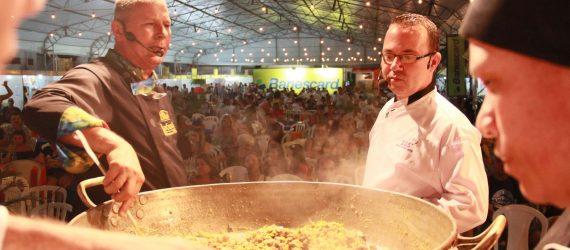 Sucesso em mais uma edição do Festival Capixaba de Frutos do Mar