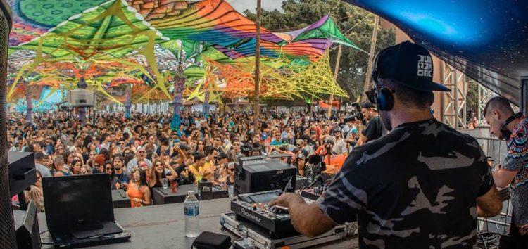 Ação social em festa rave beneficia diversas instituições de Guarapari
