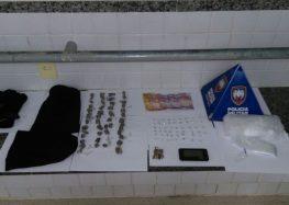 Polícias Civil e Militar cumprem mandados de busca e apreensão em Guarapari