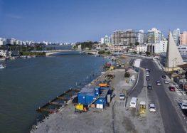 Obras no Canal de Guarapari prometem melhorias no trânsito e turismo