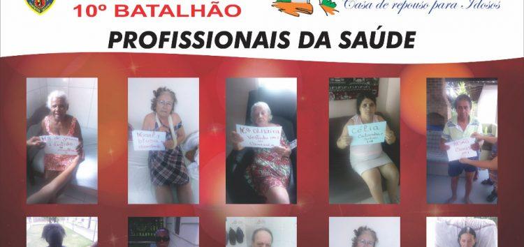 """Campanha de Natal """"Adote um Idoso"""" arrecada doações em Guarapari"""