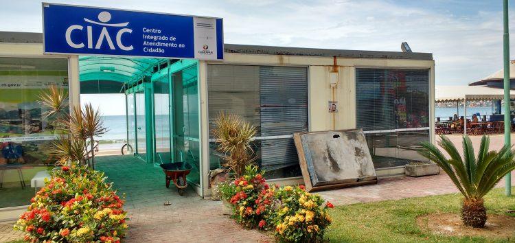 Prefeitura reforma Ciac e administrativo da PM deve retornar em dezembro