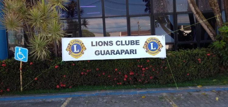 """""""Lions em Ação"""" atendeu população em manhã de solidariedade"""