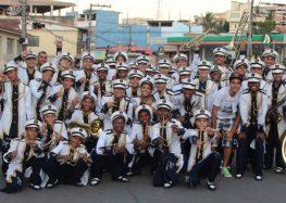 Banda Costa e Silva conquista troféu em Presidente Kennedy