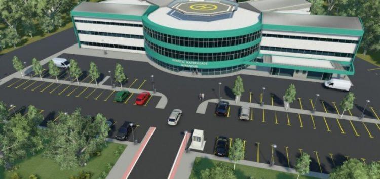 Convênio do retorno das obras do Hospital Cidade Saúde deve ser assinado em dezembro