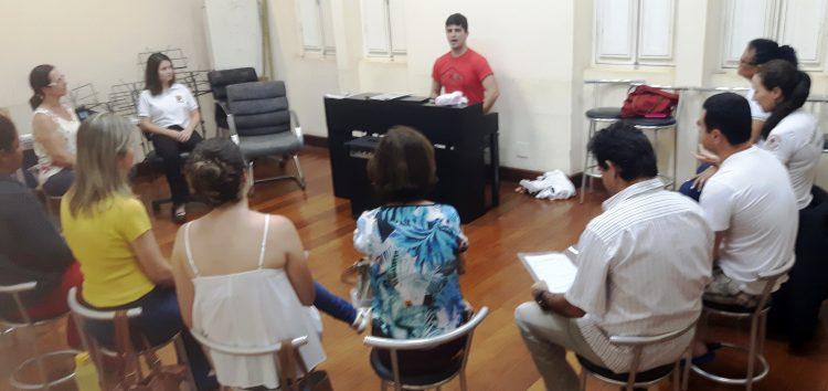Coral do Servidor realiza a primeira apresentação neste domingo (10) em Anchieta