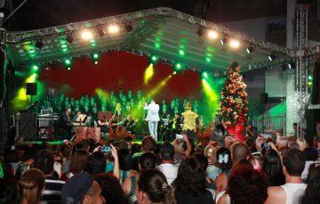 """Último dia do """"Musical de Natal"""" resgatou o espírito natalino"""