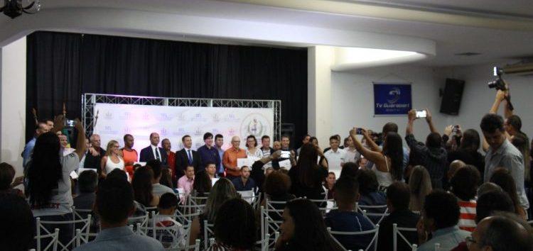 Prefeitura de Guarapari promove mais uma edição do Melhores do Esporte