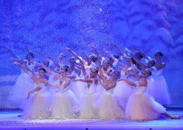 Espetáculo de Danças Korpus realiza uma viagem ao Polo Norte