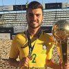 """Guarapariense Campeão do Sul-Americano Sub-20 recebe homenagem no """"Melhores do Esporte 2017"""""""