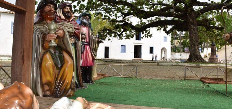 Decoração natalina terá abertura oficial nesta sexta (8) em Anchieta