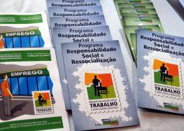 """Empresas que utilizam mão de obra de detentos recebem Selo Social """"Ressocialização pelo Trabalho"""""""