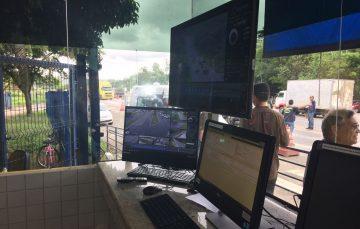 Câmeras de videomonitoramento da BR 101 vão ajudar a PRF a multar motoristas infratores
