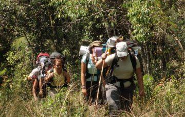Caminhada trekking neste domingo (28) em Anchieta