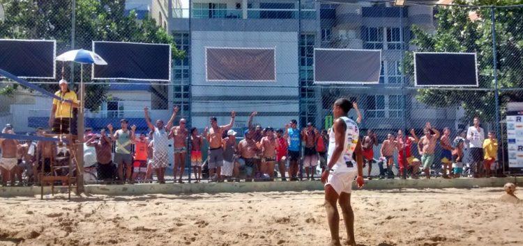Copa Verão de Futevôlei agita Guarapari no próximo final de semana (20) e (21)