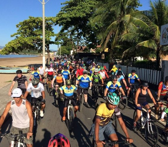 Anchieta recebe neste domingo (14) o Pedal de Verão 2018