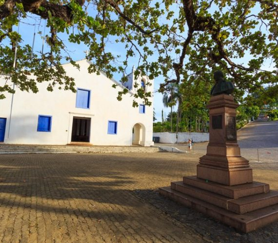 Restauração do Santuário em Anchieta terá mão de obra local
