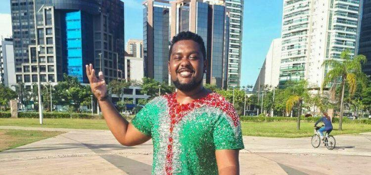 O Rei Momo do Carnaval de Vitória é de Guarapari