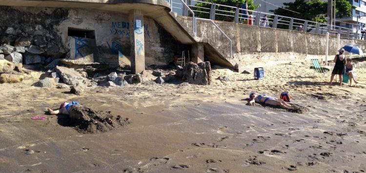 Projeto sobre poder medicinal das areias monazíticas é lançado em Guarapari