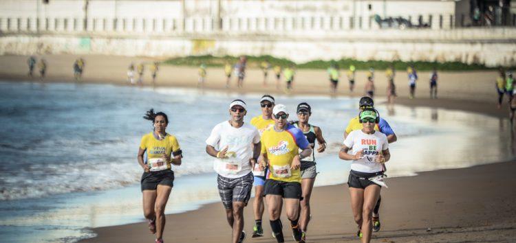 Meia Maratona das Praias terá cenários encantadores em Guarapari