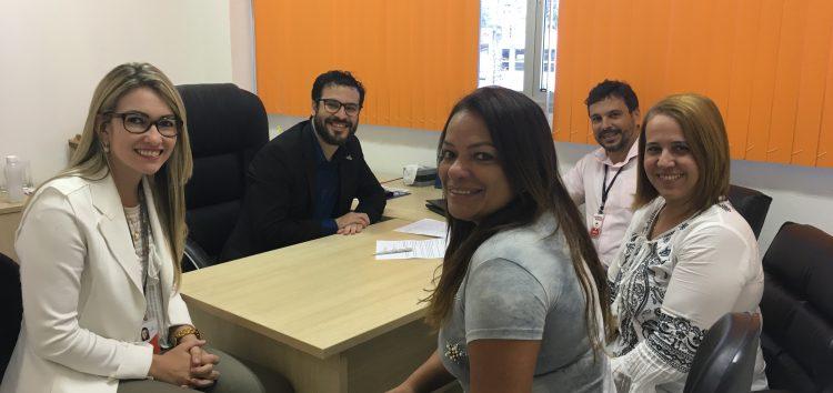 Pitágoras fecha parceria de estágio com o HFA em Guarapari