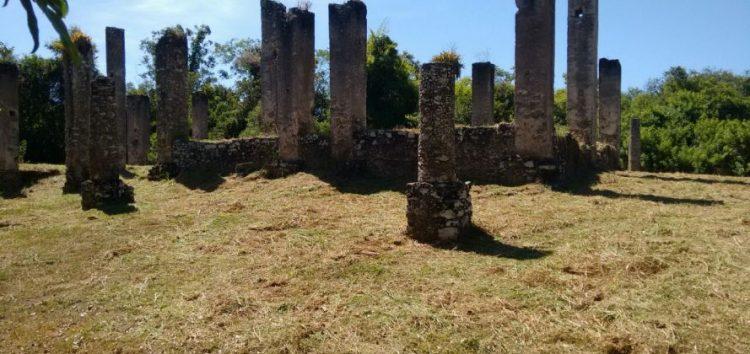 Revitalização do acesso às Ruínas Jesuíticas contará com novo píer em Anchieta
