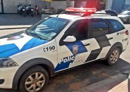 Após tentativa de fuga, assaltantes são presos em Guarapari