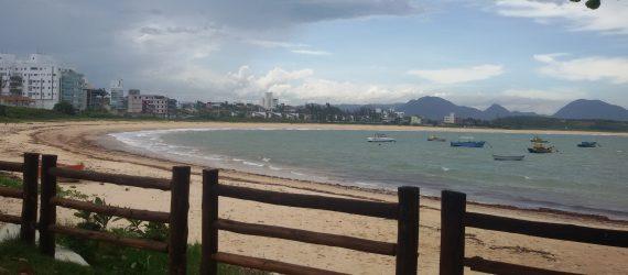 Seu bairro no Folha: Falta de manutenção e cuidado retratam abandono na Praia de Guaibura, em Guarapari