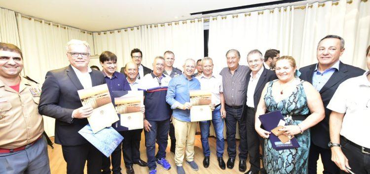 Associação de Guarapari reconhece trabalho da PM durante o verão