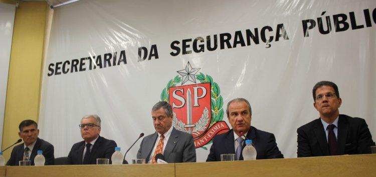 Espírito Santo apresenta plano de contingência em divisas e melhorias em Segurança Pública