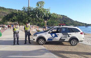 Dicas da Polícia Militar para o verão seguro em Guarapari