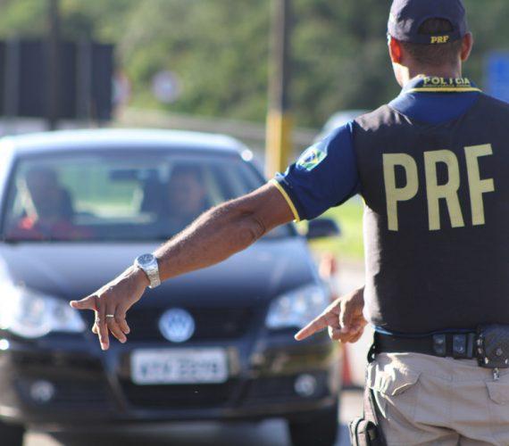 Sistema permite cadastro de veículo roubado no site da PRF