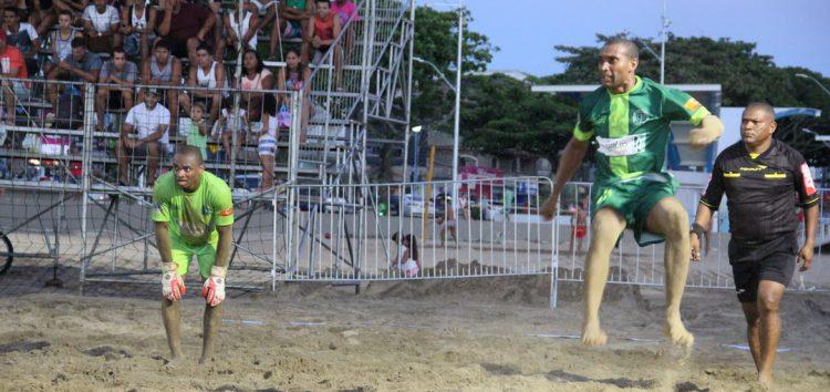 Campeonato de Futebol de Areia de Anchieta chega às finais