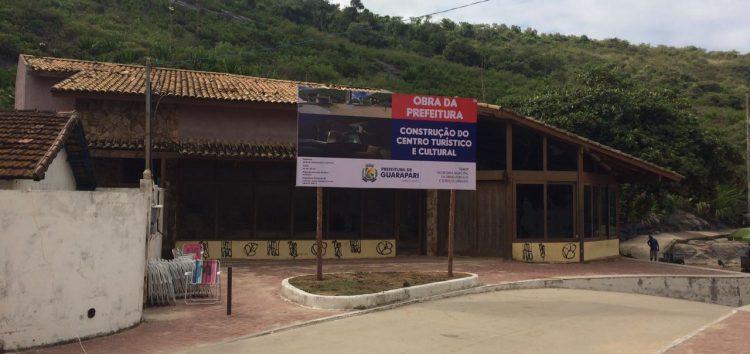 Ciac, videomonitoramento, turismo e meio ambiente no final da Praia do Morro
