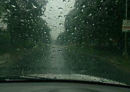 Guarapari tem aviso de atenção para tempestade de raios e vendaval nesta segunda (18)