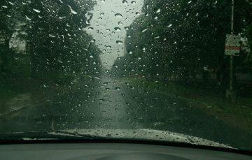 Alerta para chuva forte em todo o ES nessa sexta (23)