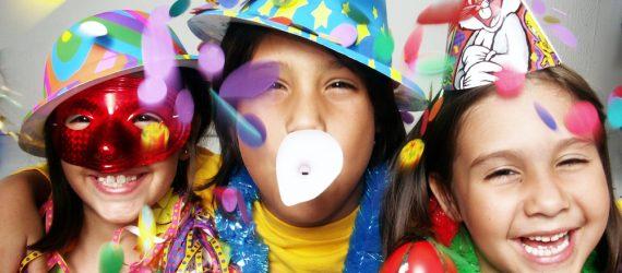 Matinês e bailinhos para divertir a criançada no Carnaval