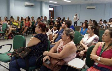 Educação promove reunião com pais de alunos da escola Novo Horizonte em Anchieta