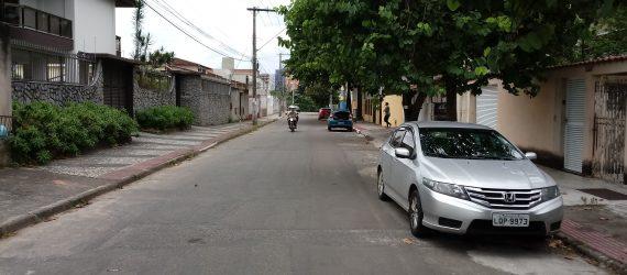 Outra madrugada de invasão no bairro São Judas Tadeu em Guarapari