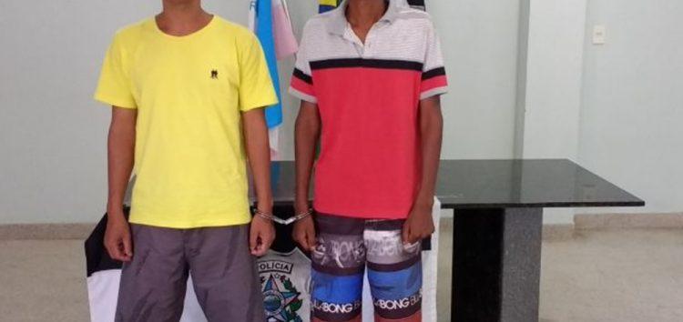 Presos suspeitos da tentativa de homicídio em Guarapari