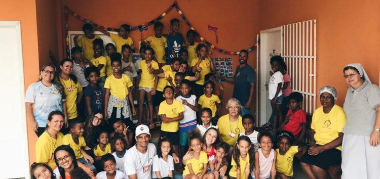 Espalhe o Bem: Centro Social em Guarapari precisa de doação de alimentos