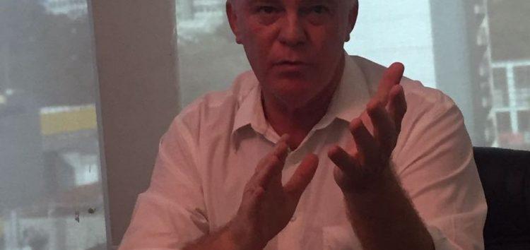 Renato Casagrande é pré-candidato ao Governo do ES